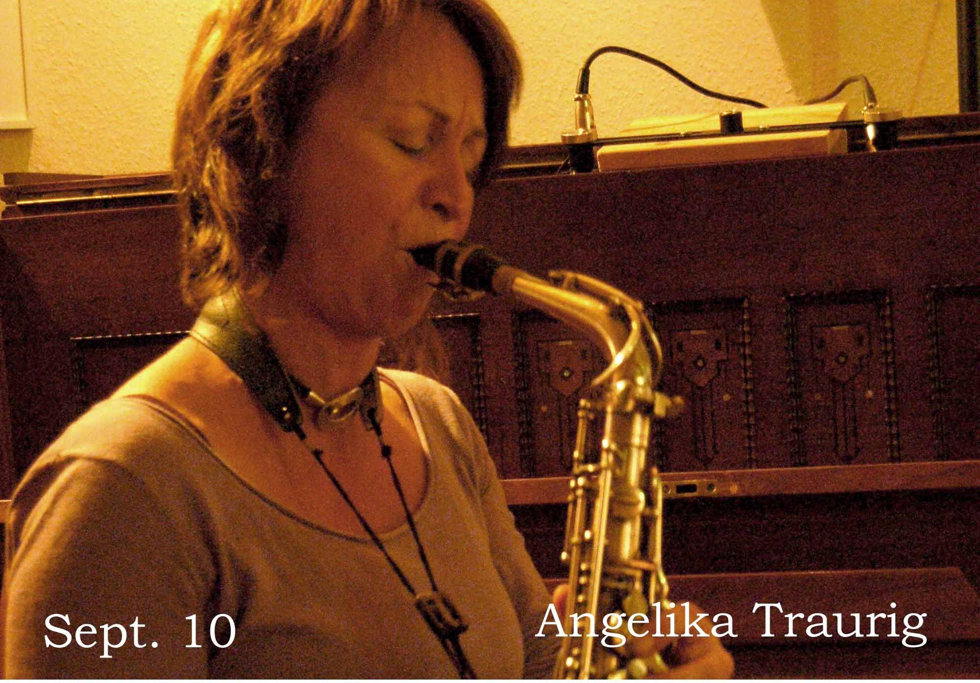 Angelika Traurig