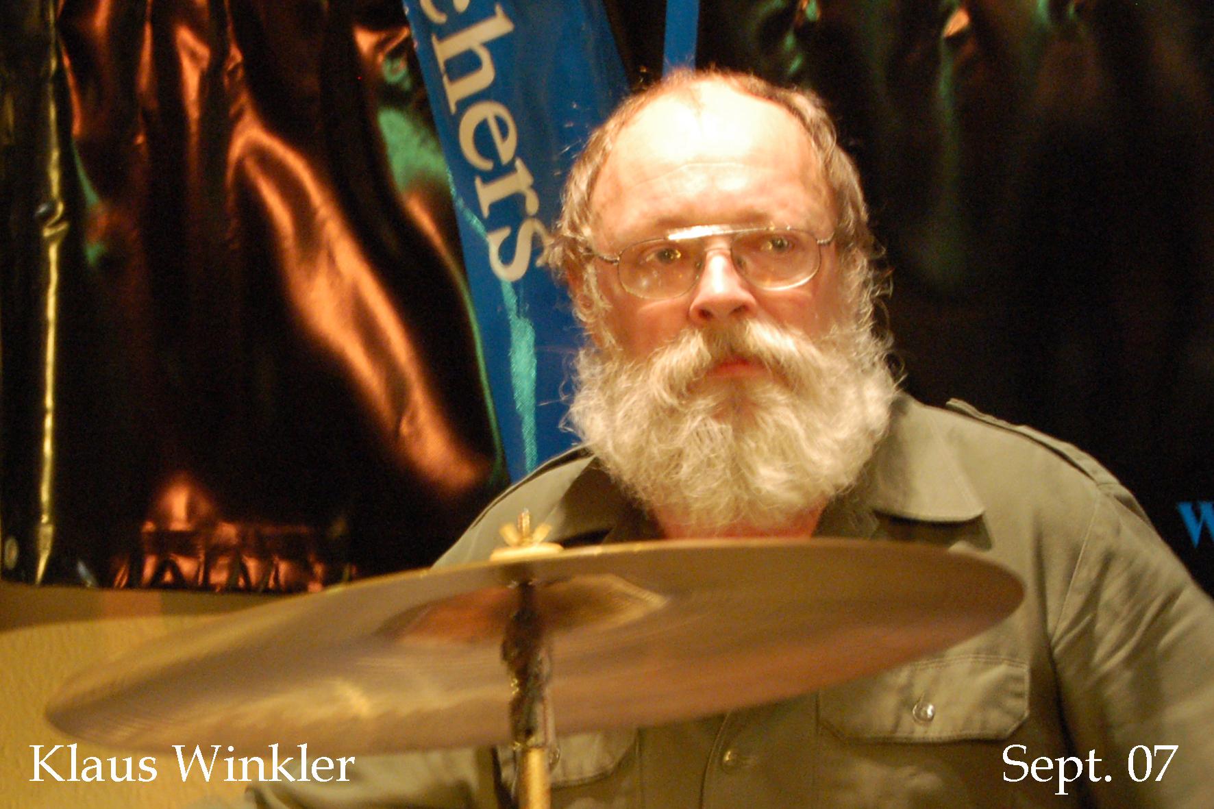 Klaus Winkler