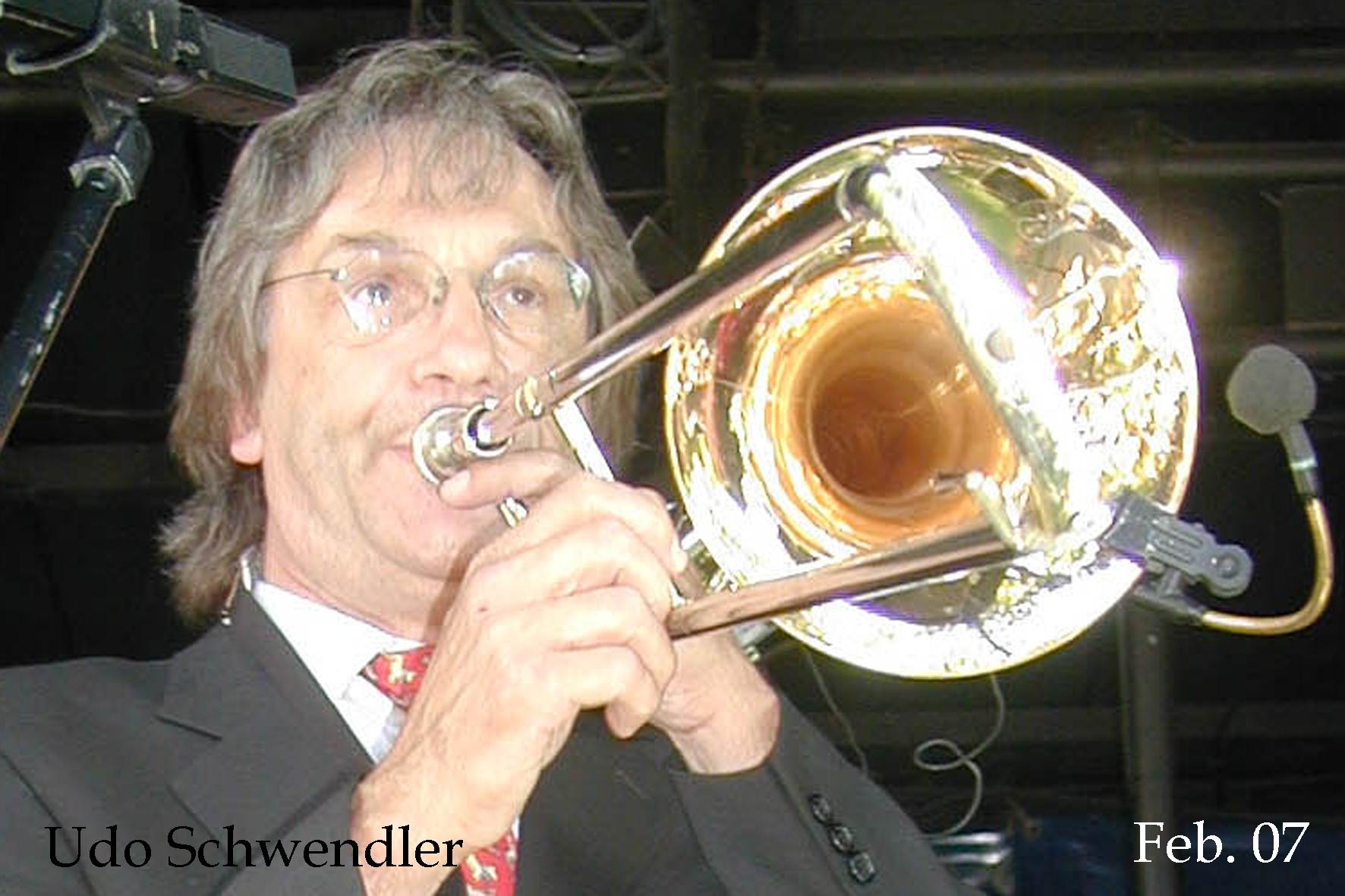Udo Schwendler