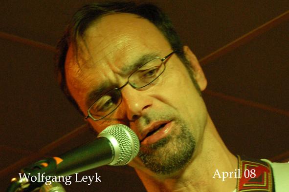 Wolfgang Leyk