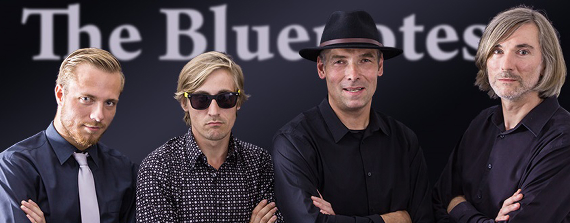 Session mit The Bluenotes