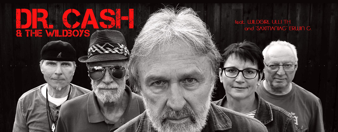 Konzert mit Dr. Cash and the Wildboys