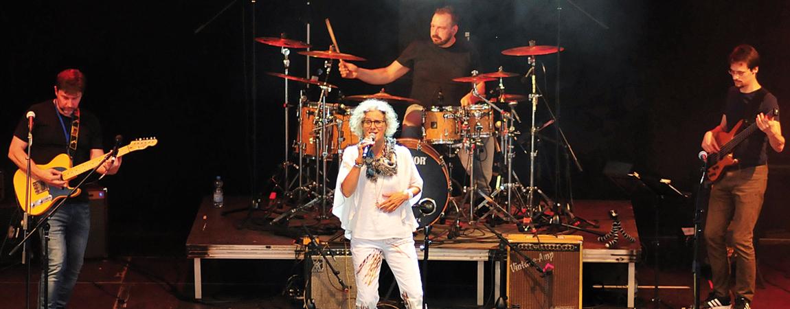 Jam-Opener: Jochen Volpert Band