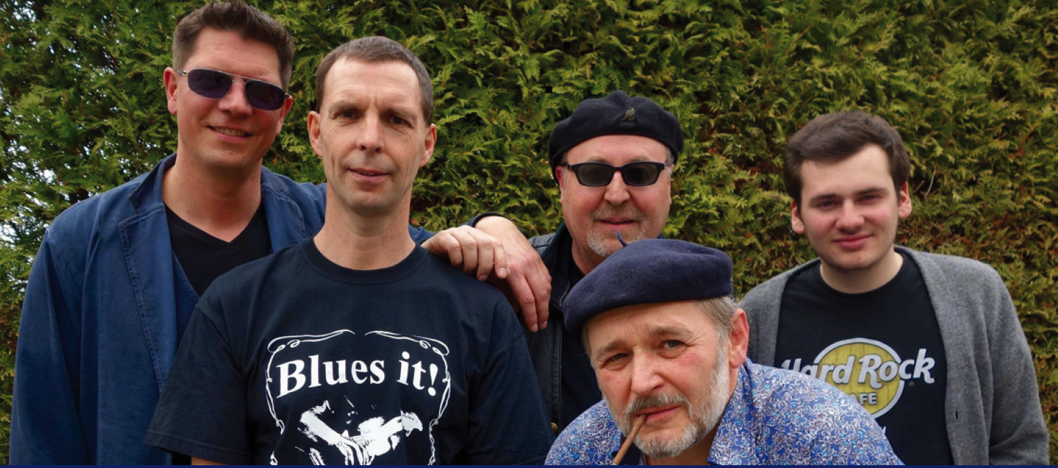 Konzert mit Blues It!